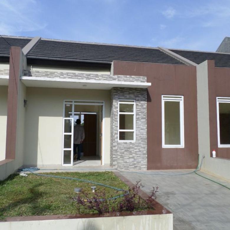 ready stock rumah baru kualitas terbaik di komplek mulya golf residence