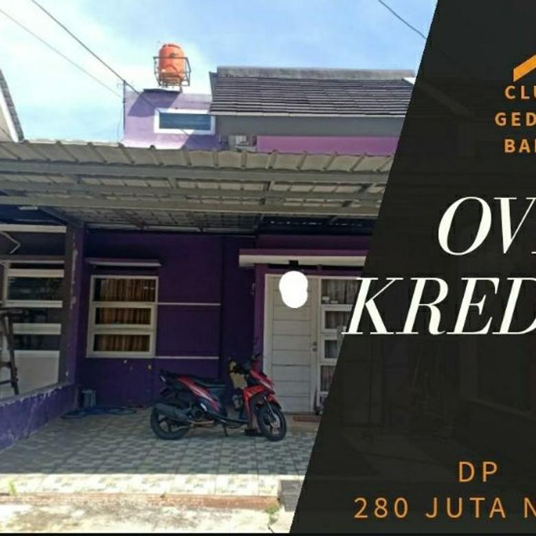 RUMAH Take Over Gedebage dekat Soekarno Hatta Full Renov