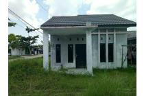 Di jual Tanah Plus Bangunan Type 45 Jl.  Badak Kota Palangka Raya