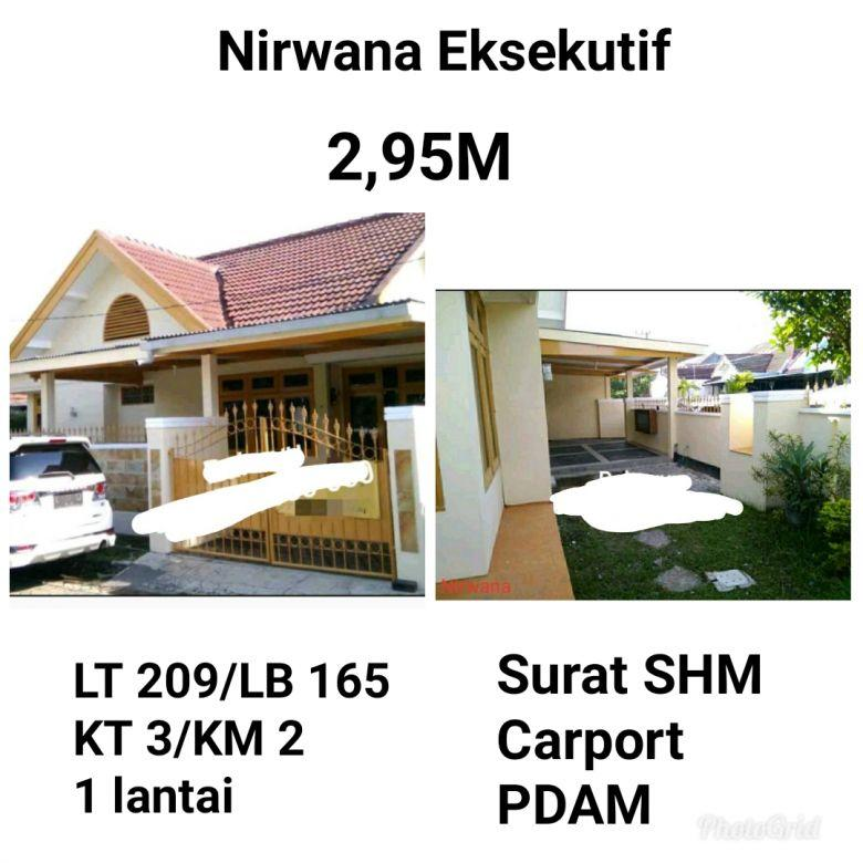Nirwana Eksekutif 2.95M Surabaya Timur