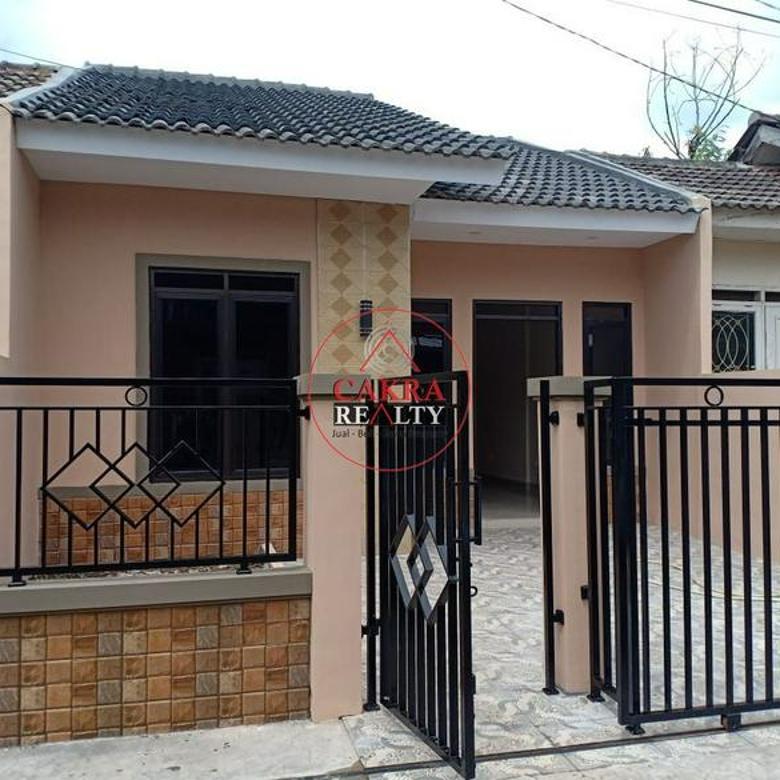 Rumah Cantik Full Renov bebas banjir di Citra Indah