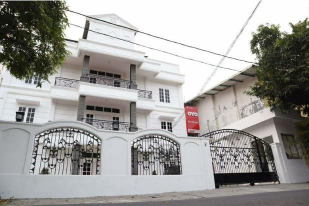 Rumah Kost an Jl. Padang. Setiabudi . Kondisi bagus. Kamar Standart OYO