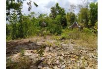 LK) Tanah Shm Pekarangan Murah Sedayu Bantul