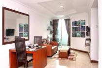 Apartemen Puri Imperium 1 bedroom full furnish baru renovasi 66m2
