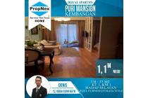 Dijual Unit Apartemen Puri Mansion Tower Amethys Lt. 17