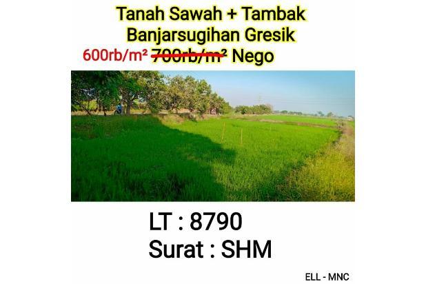 Rp5,27mily Tanah Dijual