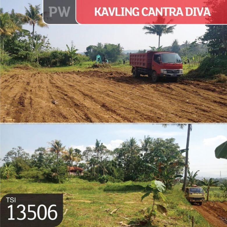 Kavling Cantra Diva, Bogor, 248,30 m², SHM