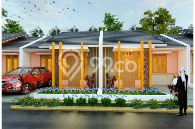 Dijual Rumah Murah KPR tanpa bunga daerah Ciseeng 15634250
