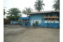 Gedung Pabrik di Kawasan Pulo Gadung Lokasi Bagus