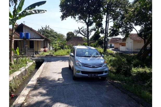 Tanah 300 meter Dari Jalan Kalasan - Pakem di Selomartani 18273777