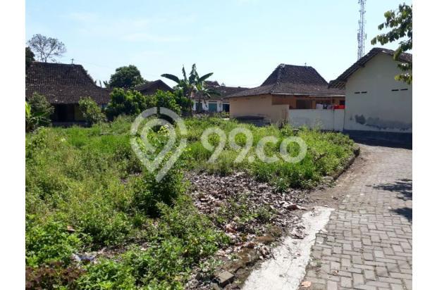 Tanah 300 meter Dari Jalan Kalasan - Pakem di Selomartani 18273778