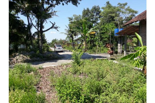 Tanah 300 meter Dari Jalan Kalasan - Pakem di Selomartani 18273779