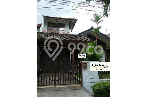 Rumah di jual Pondok kelapa Billy & Moon 16579185