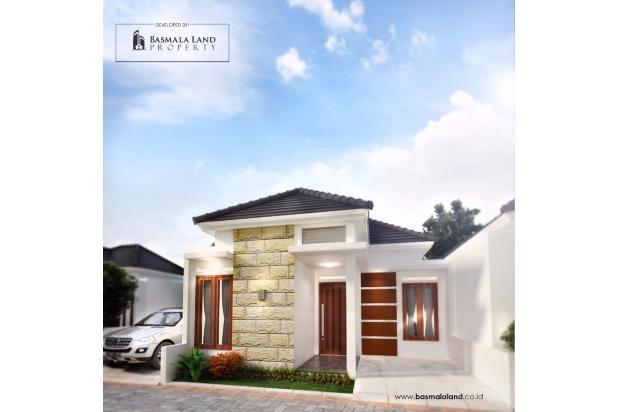 Desain Rumah yg cantik dan elegan Tanah Luas samping masjid di Banguntapan 14318377
