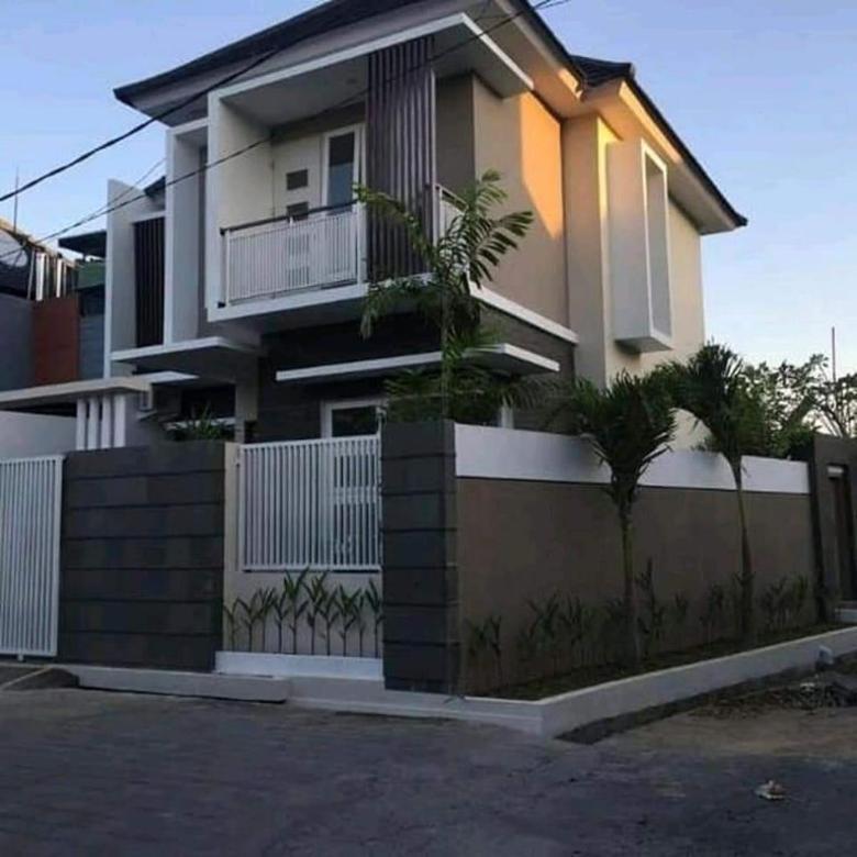 Rumah Style Villa Di Kota Denpasar Dekat Kerobokan Kuta