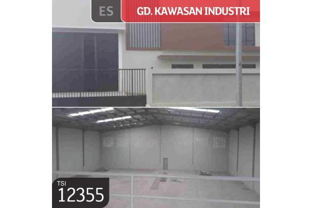 Gudang Kawasan Industri Jababeka, Cikarang, Jawa Barat, 2416 m², HGB 17995977