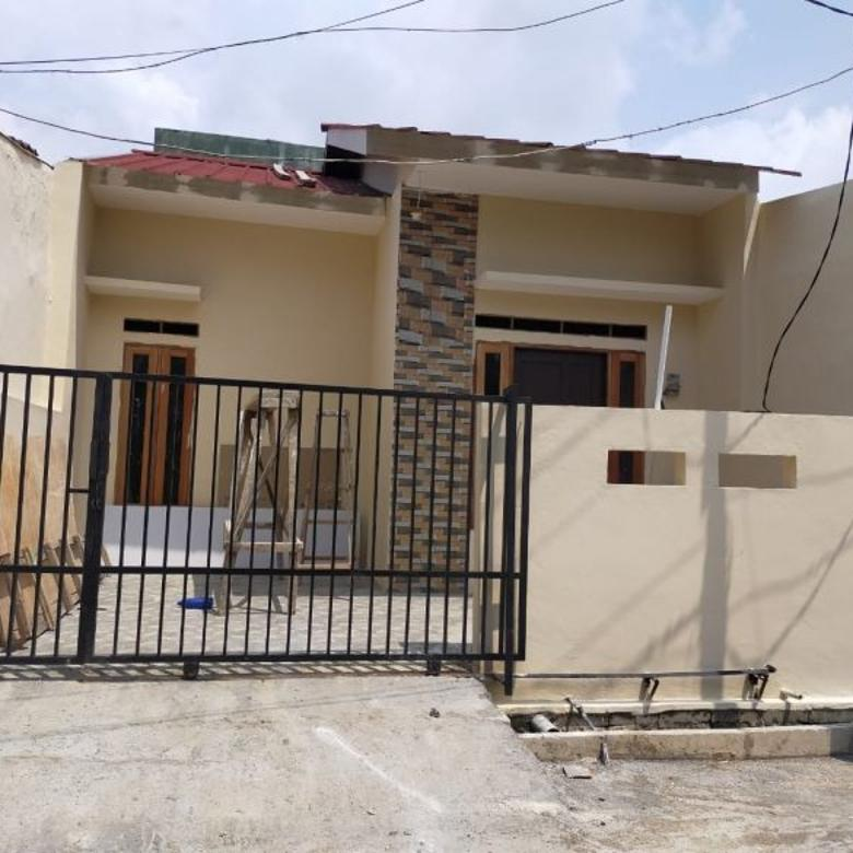 Dijual Rumah Pondok Ungu permai (L0267)