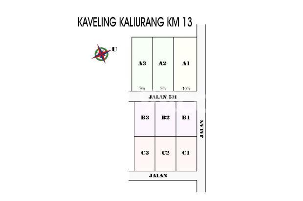 PEMBAYARAN 12 X, Kavling Cluster, Kaliurang Jogja 16578400