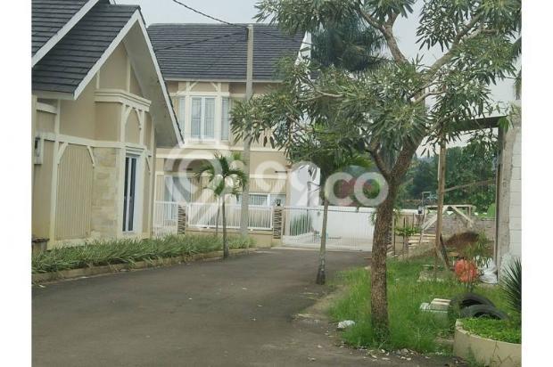 Rumah dijual cianjur pinggir jalan nuansa eropa yang sejuk 12396798