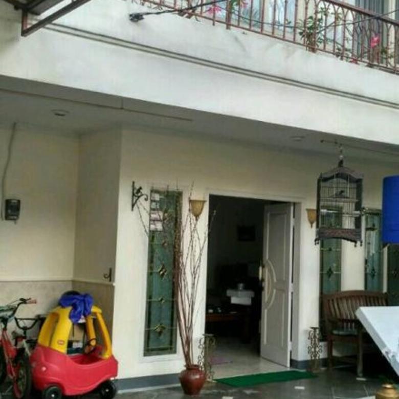Dijual Rumah siap huni dan one gate system security 24 jam di Pesanggrahan