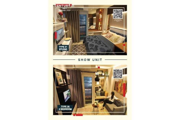Rp319jt Apartemen Dijual