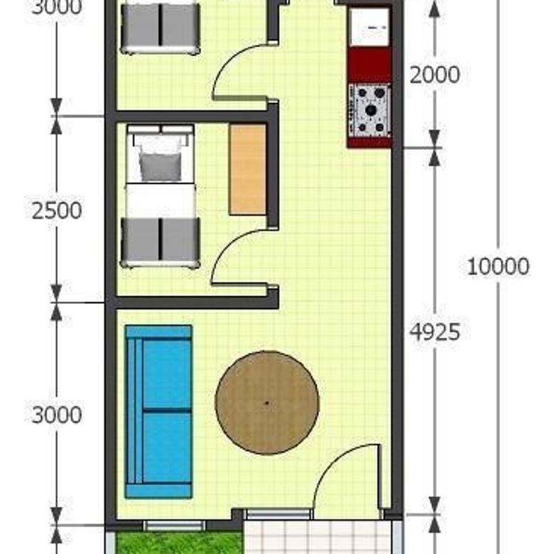 Pengasihan Residence (Property 100% Syariah)