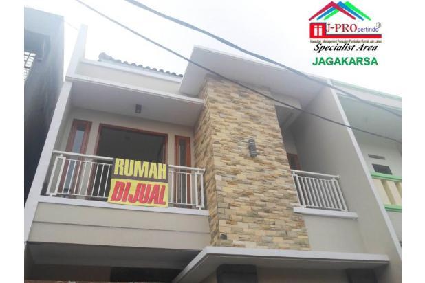 Rumah Baru di Ranco, Tanjung Barat - Jagakarsa, dekat Pasar Minggu 17698982