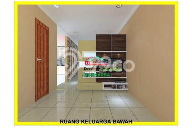 Rumah Baru di Ranco, Tanjung Barat - Jagakarsa, dekat Pasar Minggu 17699003
