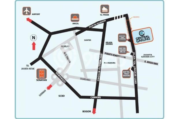 Gudang Siap Pakai Central Cakung, Jakarta Timur 16578712