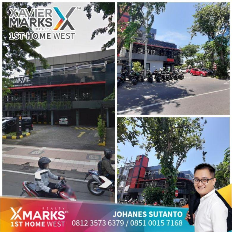 Dijual Rumah Usaha Raya Darmo Surabaya