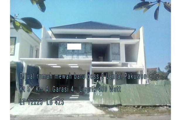 rumah mewah baru gress pakuwon city bisa kpr cp9qbb