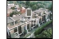 Dijual Rumah Nyaman di Aikonik Residence, Menteng, Jakpus