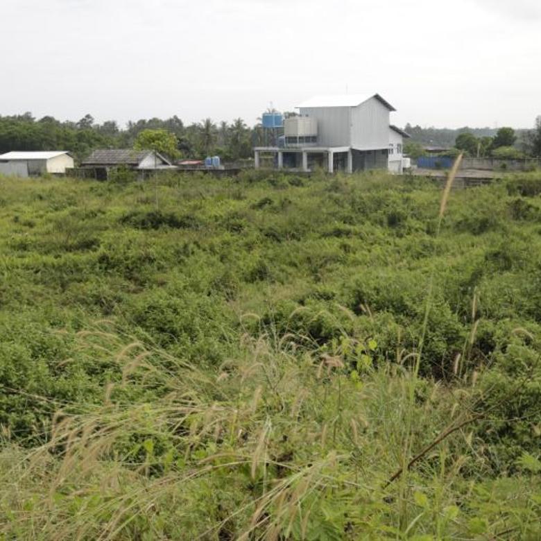Tanah Luas Dekat Bandar Lampung