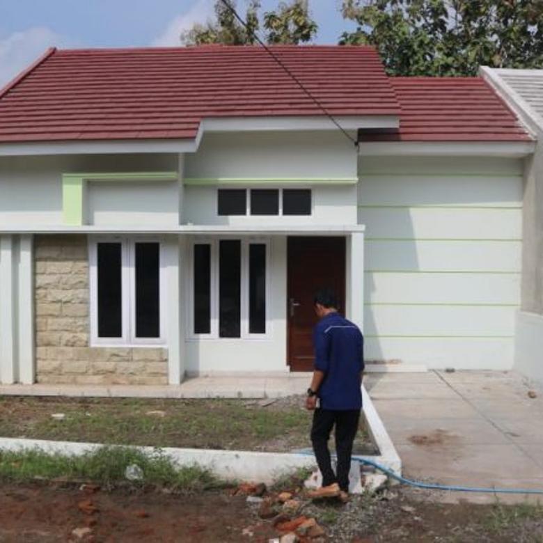 Rumah baru konsep villa di jogja akses mudah