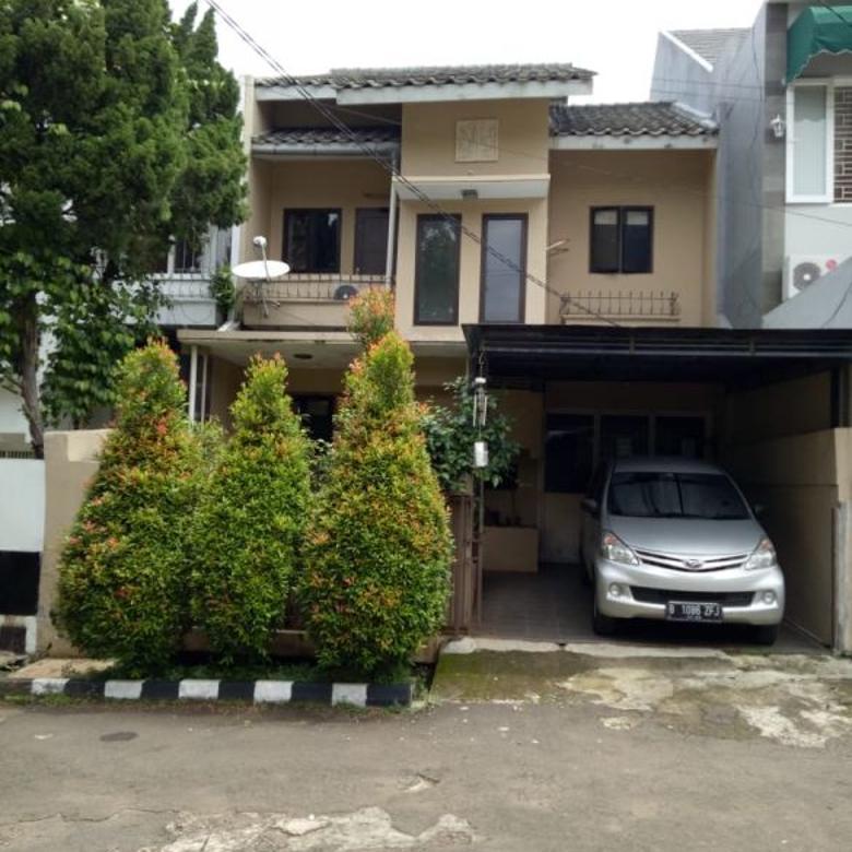 Dijual Rumah Modern 2 Lantai Daerah Cinere Sangat Asri