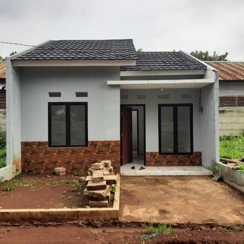 Dijual Rumah Cluster Pesona Curug Residen Gunungsindur Bogor