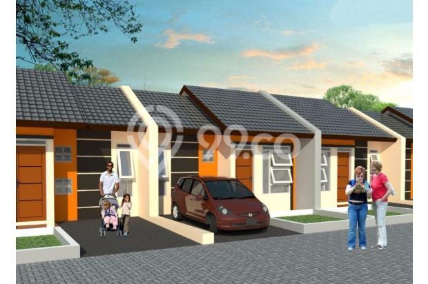 Rumah Dijual di Bandung Barat, Fasilitas Lengkap Bisa KPR 14318306