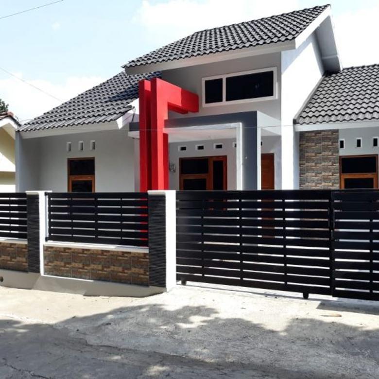 Rumah Siap Huni Bangunan Baru Di Purwomartani Kalasan