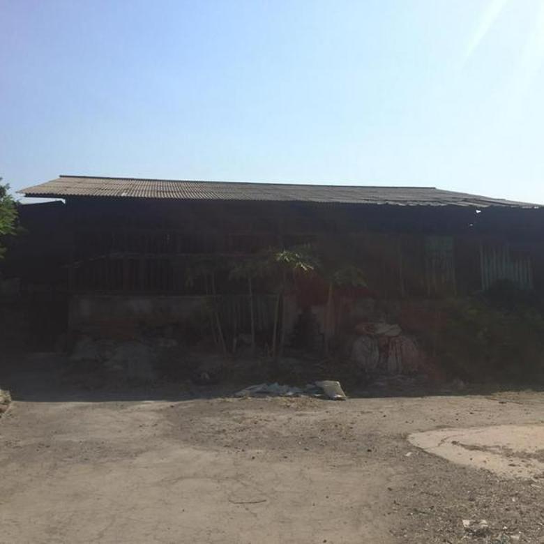 Gudang di Jl.Kapuk Kamal Raya