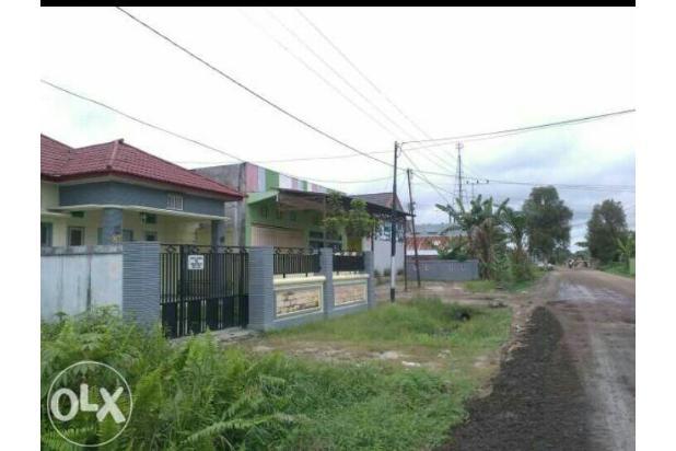 Komersial Dijual Rumah  Bangunan semi  permanen