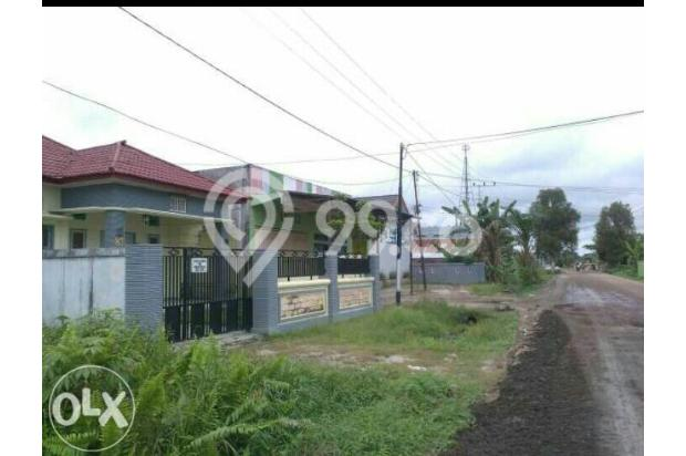 Dijual Rumah  Bangunan semi  permanen