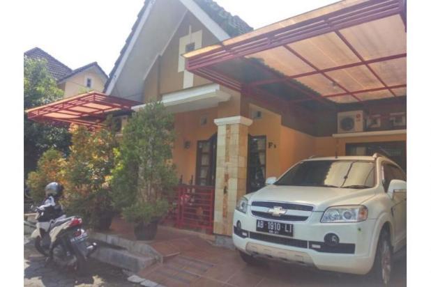 rumah mewah dalam perumahan dekat jcm jombor jalan