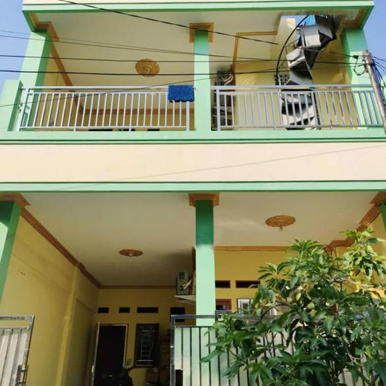 Rumah 2,5 lantai di komp Tugu Permai,Tugu, Jakarta Utara