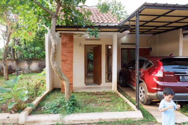 Rumah di bangun dengan Pondasi Batu kali di Larasati Village 15894265