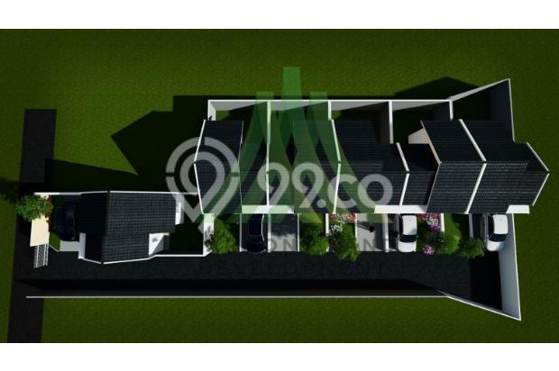 Rumah Modern ONE GATE SYTEM Dekat Stasiun CITAYAM Dilalui ANGKOT 16224428