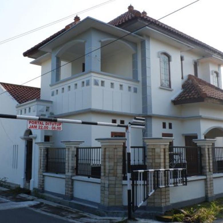 Rumah Mewah di Tengah Kota Solo