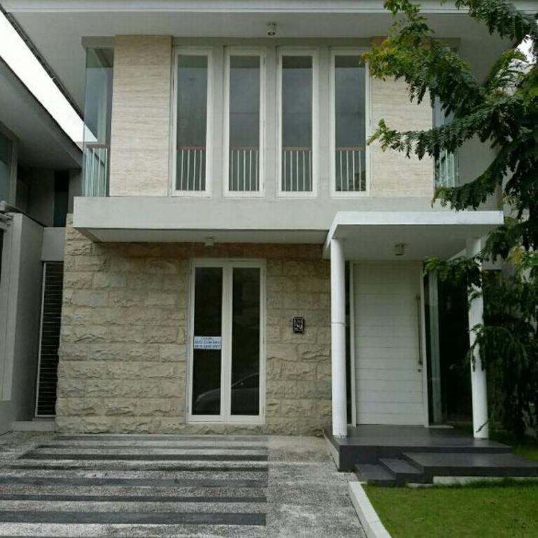 Rumah Minimalis Citraland GreenLake Lakarsantri Surabaya Barat