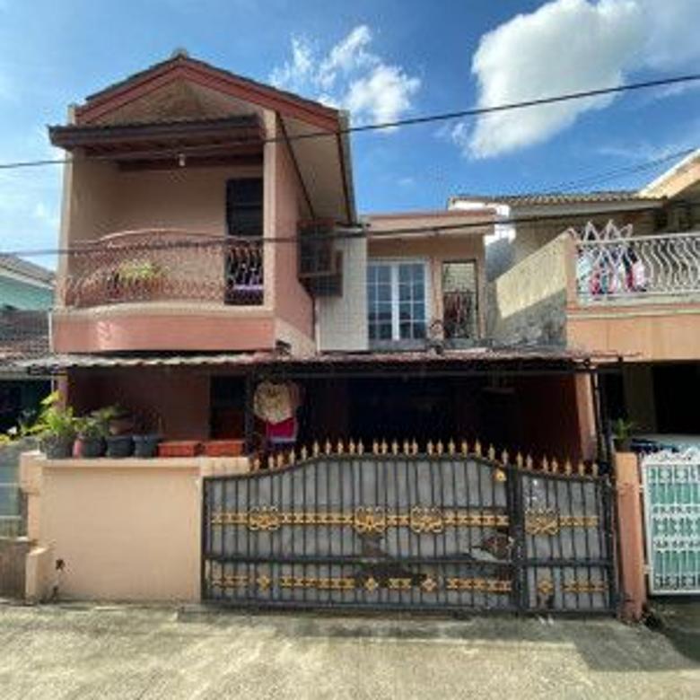 Rumah Mewah Dua Lantai Murah Harapan Indah Bekasi