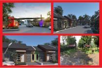 rumah minimalis subsidi baru lokasi strategis di banjaran bandung