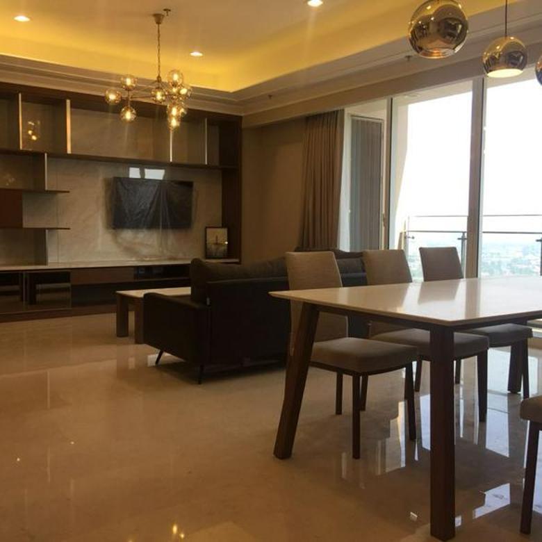 Apartemen Pondok Indah Residence - Tower Kartika - 3 BR + 1 - Hanya 5 Menit Ke Raffles